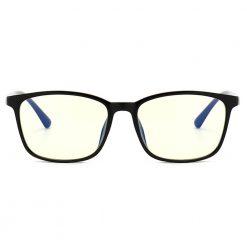 Classic Nerd Blue Light Blocking Tinted Computer Gaming Glasses LH01
