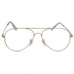 Classic Aviator Oversized Blue Light Blocking Glasses